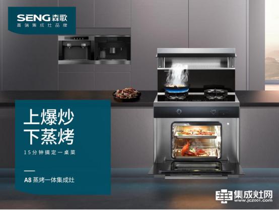 开放式厨房好不好?烤箱好还是蒸箱好?森歌嵌入式蒸箱好用吗?