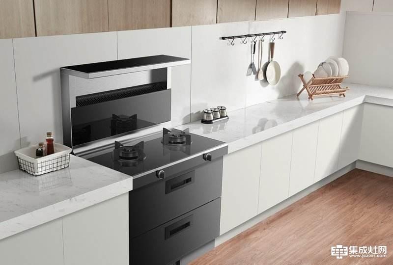厨房装修有门道 这些厨房更适合集成灶