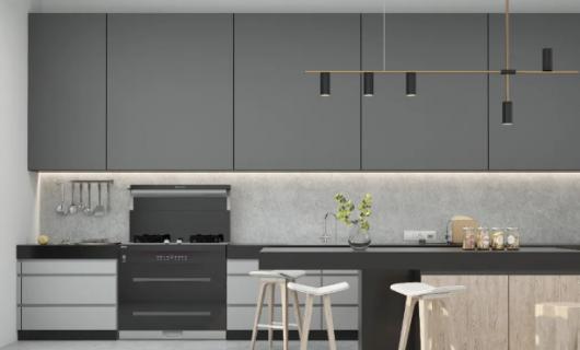 雅士林厨房新LOOK 2021年就这么装